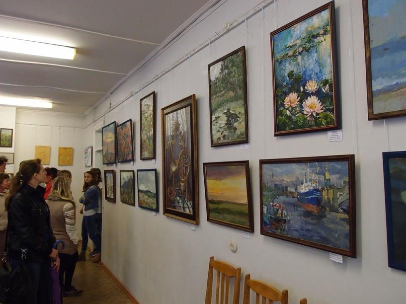 Молодые тамбовские художники продемонстрируют свои таланты