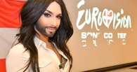 На «Евровидении-2014» победила бородатая «женщина» из Австрии