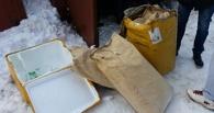 Тамбовчанина поймали в Москве с 100 килограммами заготовок для «спайсов»
