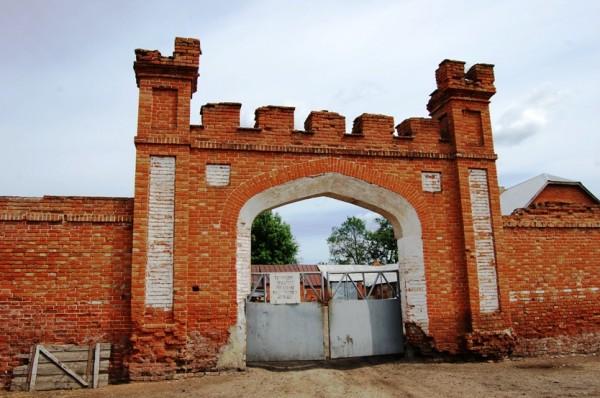 Усадьбу Караул в Тамбовской области полностью восстановят