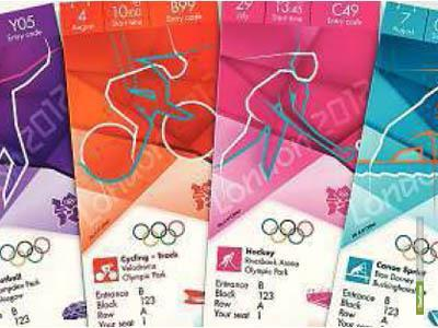 Британская полиция разыскивает спекулянтов, которые торгуют билетами на Олимпиаду
