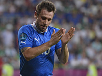 Испания и Италия вышли в 1/4 финала Евро-2012