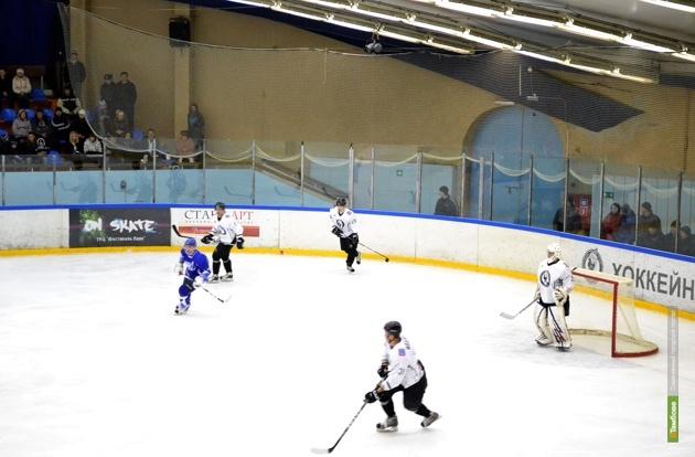 Тамбовские хоккеисты одолели соперника по буллитам