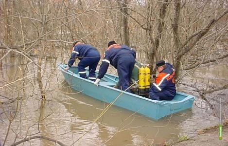 В Мичуринском районе почта пересела на лодки