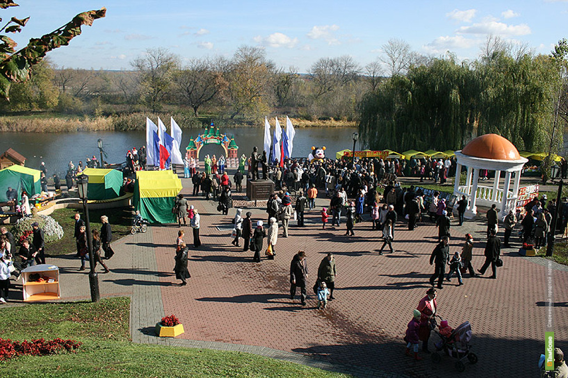 На Покровскую ярмарку в Тамбов приедут представители телепередачи «Играй, гармонь»