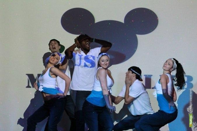 Финалисты «Танцуй, Тамбов»: Команда современного танца «Mouse club»