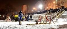 В Крещенскую ночь запретят массово выходить на лёд