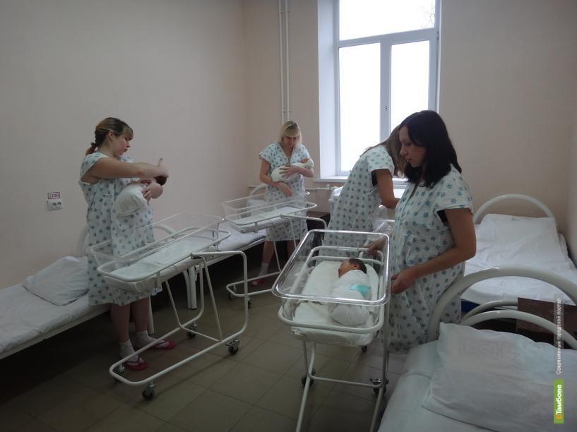Смертность в Тамбовской области превышает рождаемость почти в полтора раза