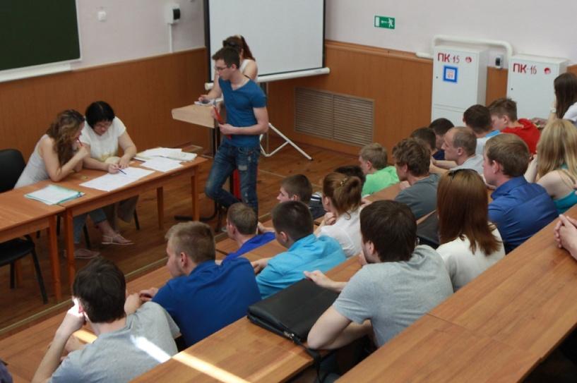 Виктор Остриков прочитает лекцию для студентов ТГТУ