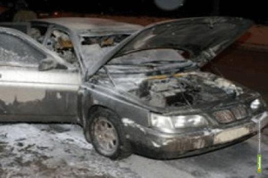 Молодого тамбовчанина обвиняют в поджоге «десятки»
