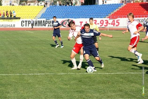 Футболисты из Тамбова едут в Пензу