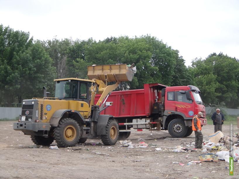 Коммунальщики освободили тамбовские улицы от 400 тонн мусора