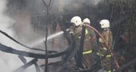 В Моршанском районе в результате пожара в жилом доме погибли несколько человек