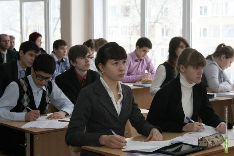 В Тамбове сдают ЕГЭ по иностранному языку и физике