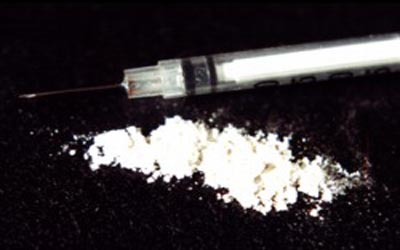 Полицейские нашли у тамбовчанина героин
