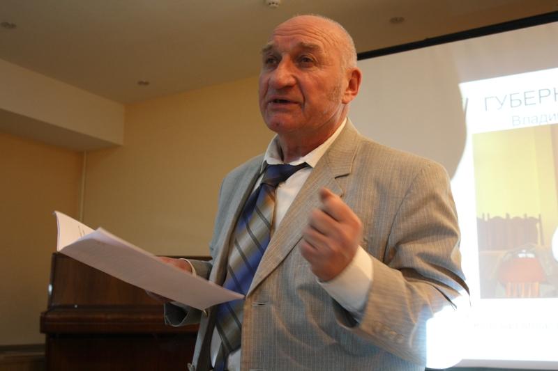 Тамбовчанам представят книгу про воеводу Боборыкина