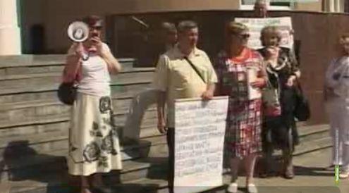Тамбовчане митинговали против судебной системы