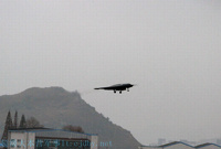 Китай успешно испытал беспилотник с реактивным двигателем