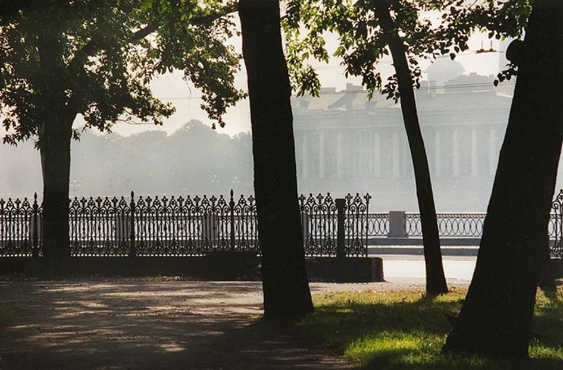 В «картинке» откроется выставка работ петербургского реставратора и фотографа