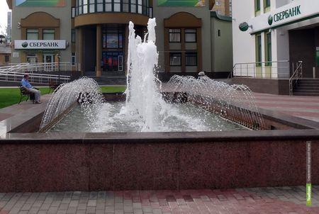 ВТамбове появился фонтан Козьмы Пруткова