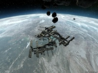 Американский спутник упал, но неизвестно куда