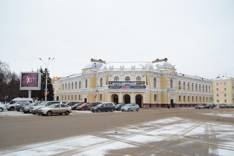 Тамбов претендует на звание «Город России»
