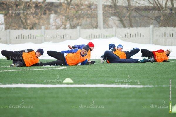 20 тамбовских футболистов отправятся на юг