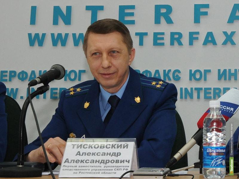 Президент назначил нового главного следователя Тамбовской области
