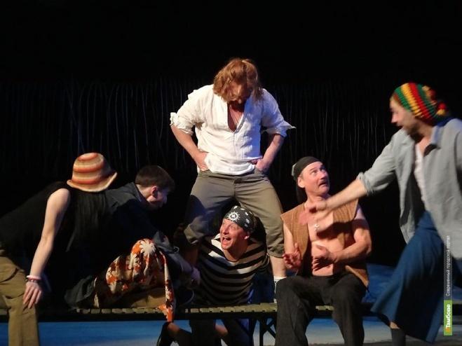 Мичуринских театралов ждет череда премьер