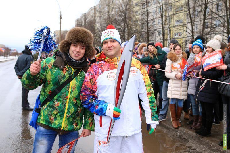 Гости сочинской Олимпиады увидят тамбовские яблоки