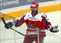 Российские хоккеисты всухую разгромили чехов на Кубке Первого канала