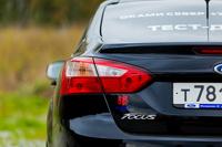 Ford Focus 3 sedan: есть, над чем задуматься
