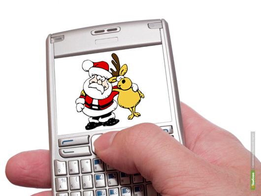 В Тамбове в новогоднюю ночь SMS подорожают почти в два раза