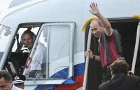 Пилота самолета оштрафовали за маневр вблизи вертолета Путина