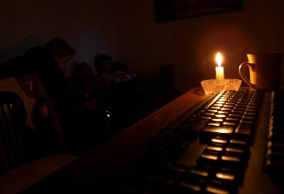 Более 3,5 тысяч жителей области находятся без энергоснабжения