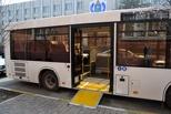 В Тамбове появились новые низкопольные автобусы