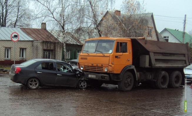 За прошедшую неделю на дорогах Тамбовщины погибли три человека