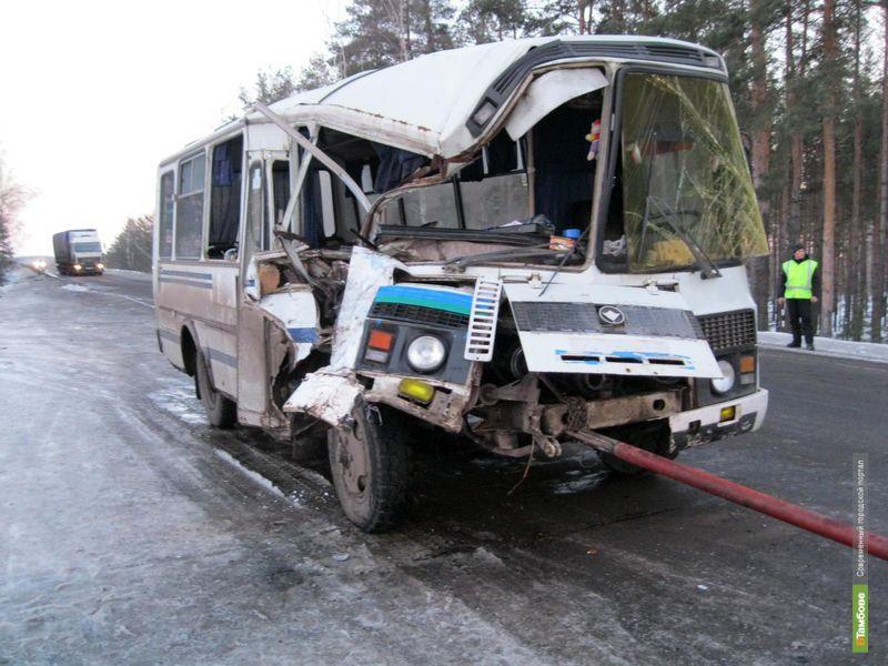 В Тамбове завершился месячник безопасности дорожного движения