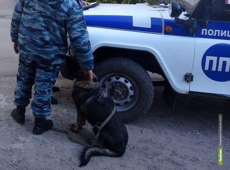 Тамбовчанка по телефону сообщила о заложенной в здании полиции бомбе