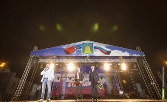 В День города на Советской поставят большой экран