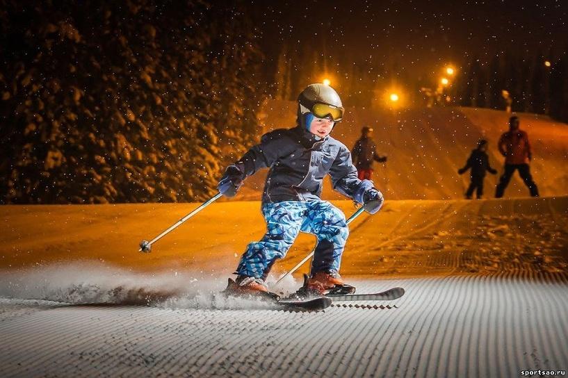 Тамбовчан приглашают на ночную лыжную гонку
