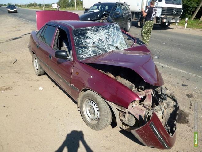 За неделю на тамбовских дорогах погибли 7 человек