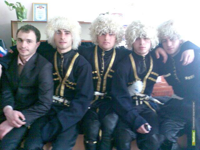 В Тамбове появилась кавказская молодежная диаспора