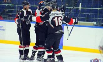 ХК «Тамбов» удалось взять реванш в повторном матче с «Чебоксарами»