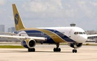 Самолет с российскими туристами экстренно сел в Пакистане