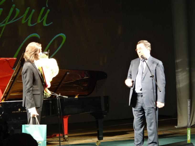 Дмитрия Маликова пригласили на Рахманиновский фестиваль