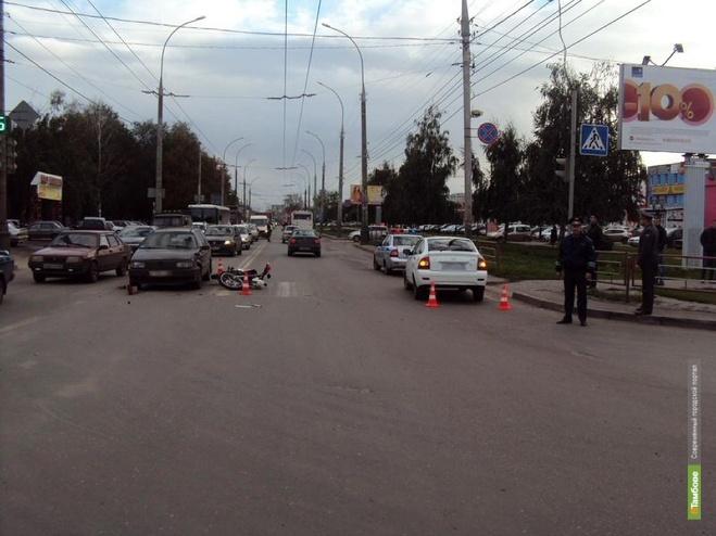 За неделю в Тамбовской области произошло 331 ДТП