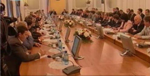 В Тамбов приехали главы всех регионов ЦФО