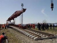Китай строит в Кении скоростную железную дорогу