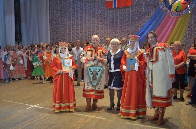 Семейный ансамбль «Вишнёвый сад» завоевал два гран-при